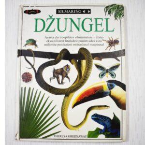 Raamat Dzungel
