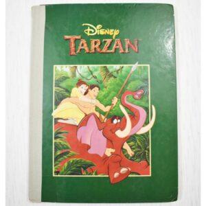 Raamat Tarzan seest