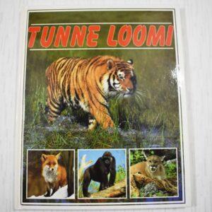 Raamat Tunne loomi