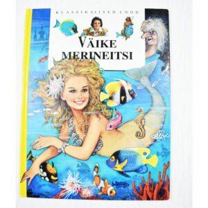 Raamat Väike merineitsi(1)