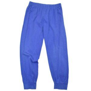 Sinised pidzaama püksid