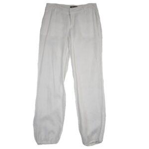 Valged pikad püksid