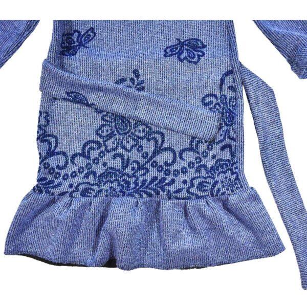 Sinine kleit sats