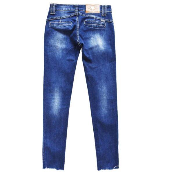 Sinised teksad tagant